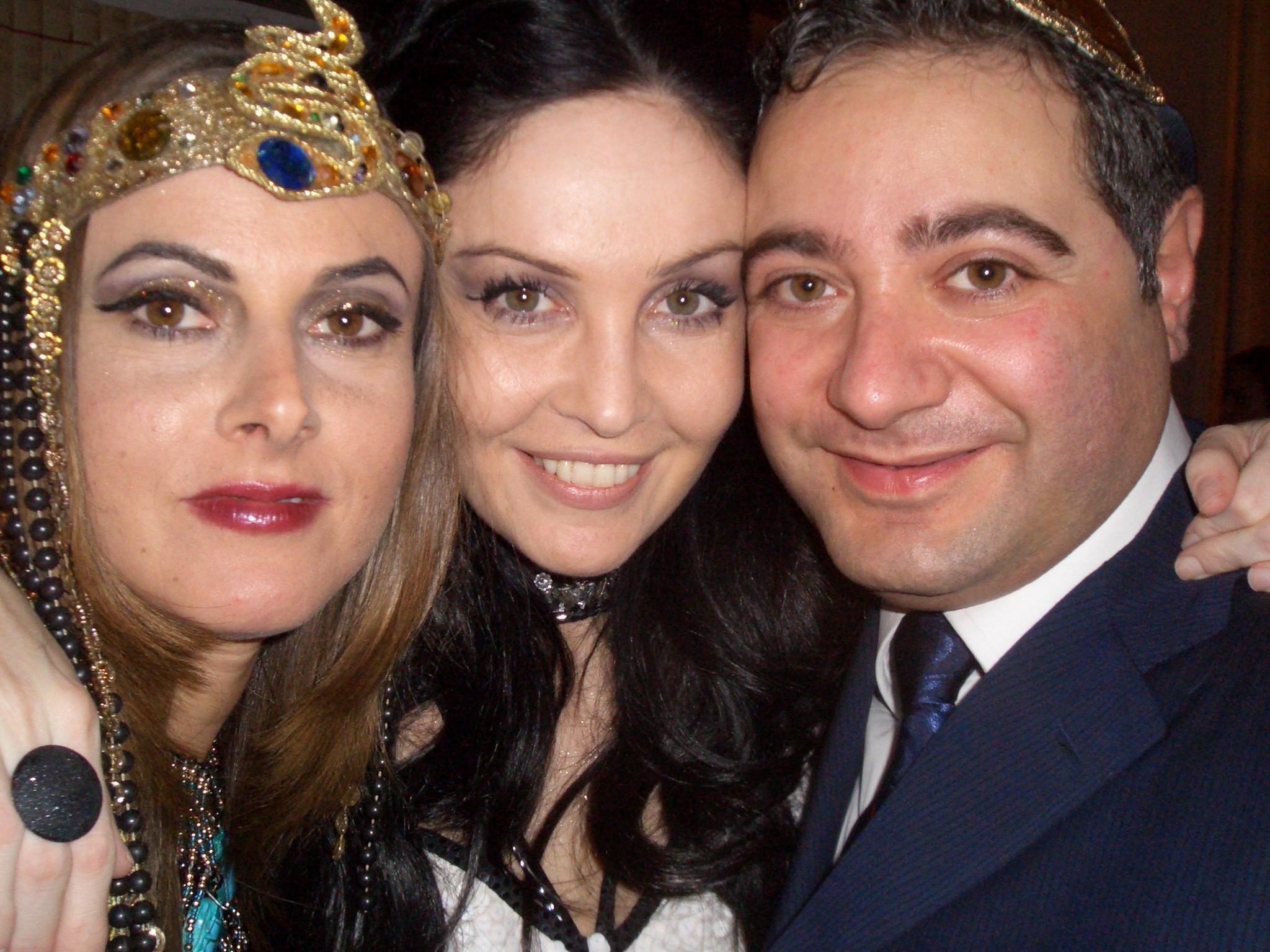 BDay '09 con Nico e Emanuele