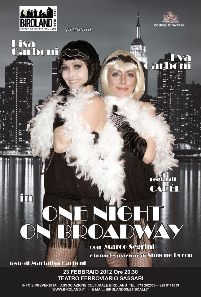 One night on Brodway