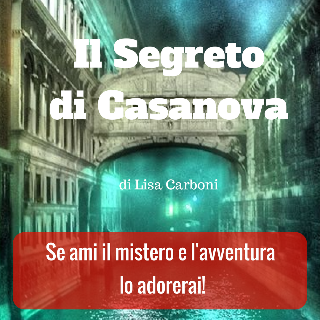 Il Segreto di Casanova – Book Trailer