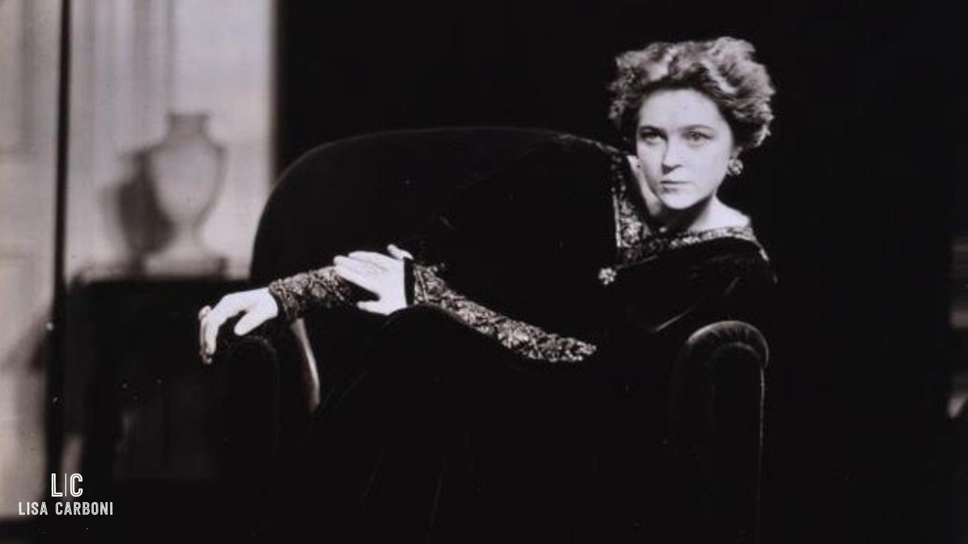 Eva Le Gallienne sull'arte di Eleonora Duse